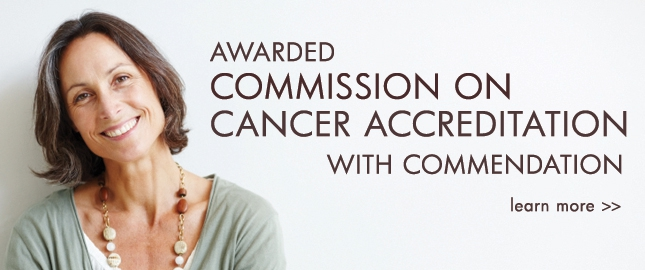 Commission on Cancer Accreditation Award