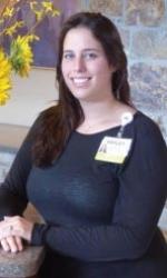 Ashley Connor, receptionist